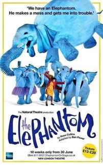 elephantom poster
